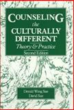 Counseling the Culturally Different : Theory and Practice, Sue, Donald W., 0471842699