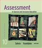 Assessment : In Special and Inclusive Education, Salvia, John and Ysseldyke, James, 061869269X