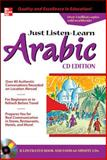 Just Listen 'n' Learn Arabic, Auty, Nadira and Harris, Rachael, 0071452702