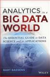 Getting a Grip on Analytics, Bart Baesens, 1118892704