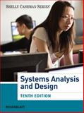 Systems Analysis and Design (Book Only), Shelly, Gary B. and Rosenblatt, Harry J., 1285422708