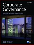 Corporate Governance : Principles, Policies and Practices, Tricker, Robert and Tricker, Bob, 0199552703