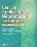Clinical Application of Neuromuscular Technique Vol. 1 : Upper Body, DeLany, Judith Walker and Chaitow, Leon, 0443062706