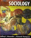 A Contemporary Introduction to Sociology 1st Edition
