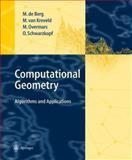 Computational Geometry : Algorithms and Applications, Berg, Mark de, 354061270X