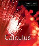 Calculus : Late Transcendental Functions with MathZone, Smith, Robert T. and Minton, Roland B., 0073312703