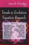 Trends in Evolution Equations Research, , 1604562706