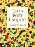 Quote Poet Unquote, , 1556592701