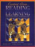 Content Area Reading and Learning : Instructional Strategies, , 0805852700