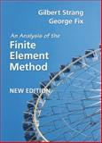 An Analysis of the Finite Element Method, 2ed, Strang, Gilbert and Fix, George, 0980232708