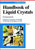 Handbook of Liquid Crystals : Fundamentals, Edited by: Dietrich Demus, 3527292705