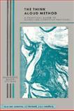 The Think Aloud Method, Van Someren, Maarten and Barnard, Yvonne, 0127142703