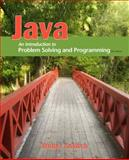 Java : An Introduction to Problem Solving and Programming, Savitch, Walter and Carrano, Frank, 0132162709