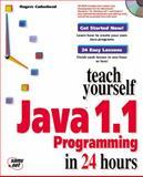 Java 1.1 Programming in 24 Hours, Rogers Cadenhead, 1575212706