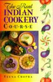 The Real Indian Cookery Course, Veena Chopra, 0572022700