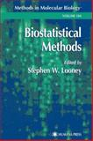 Biostatistical Methods, , 1617372714