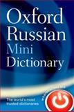 Oxford Russian Mini Dictionary, Oxford Dictionaries, 0199692718