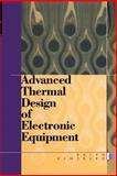 Advanced Thermal Design of Electronic Equipment, Remsburg, Ralph, 0412122715