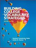 Building College Vocabulary Strategies, Hamer, Arden B. and Pabis, Darlene Canestrale, 0131572717