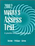 Mosby's 2002 Unsecured AssessTest 9780323012713