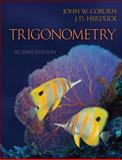 Trigonometry, Coburn, John, 007728271X