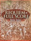Requiem in Full Score, Hector Berlioz, 0486452719