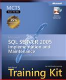 Microsoft SQL Server 2005--Implementation and Maintenance, Solid Quality Learning, 073562271X