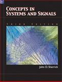 Concepts in Systems and Signals, Sherrick, John D., 0131782711