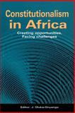 Constitutionalism in Africa, , 9970022717