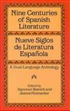 Nine Centuries of Spanish Literature, Seymour Resnick and Jeanne Pasmantier, 0486282716