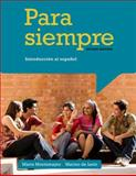 Para Siempre : Introduccion Al Espanol, de Leon, Marino and Montemayor, Marta, 1133952712