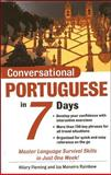 Conversational Portuguese in 7 Days, Fleming, Hilary and Rainbow, Iza Moneiro, 007143271X