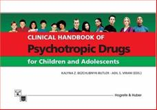 Clinical Handbook of Psychotropic Drugs for Children and Adolescents 9780889372719