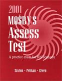 Mosby's Assesstest Unsecured, Saxlon, Dolores F., 0323012728