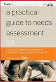 A Practical Guide to Needs Assessment, Gupta, Kavita, 0787982725