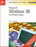 New Perspectives on Microsoft Windows 98 for Power Users, Carey and Parsons, June J., 0760072728