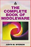 The Complete Book of Middleware 9780849312724