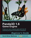 Panda3D 1.6 Game Engine 9781849512725