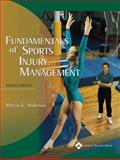 Fundamentals of Sports Injury Management, Anderson, Marcia, 0781732727