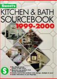 Kitchen and Bath Sourcebook, Sweet's Group Staff, 0071342729