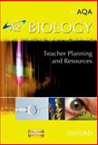 A2 Biology Planning and Resource Pack with Oxbox CD-ROM, Piers Wood, 0199152721
