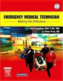 Emergency Medical Technician : Making the Difference, Chapleau, Will and Pons, Peter T., 0323032729
