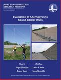 Evaluation of Alternatives to Sound Barrier Walls, Li, Shuo, 1622602722