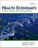 Health Economics, Santerre, Rexford and Neun, Stephen, 1111822727