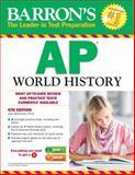 Barron's AP World History, 6th Edition, John McCannon, 1438002726