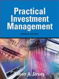 Practical Investment Management, Strong, Robert A., 0324072732