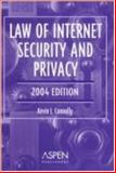 Law of Internet Security Privacy 2004, Connolly, Kevin J., 0735542732