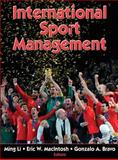 International Sport Management, , 0736082735