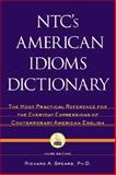 NTC's American Idioms Dictionary, Spears, Richard A., 0844202738