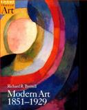 Modern Art, 1851-1929, Richard Brettell, 0192842730